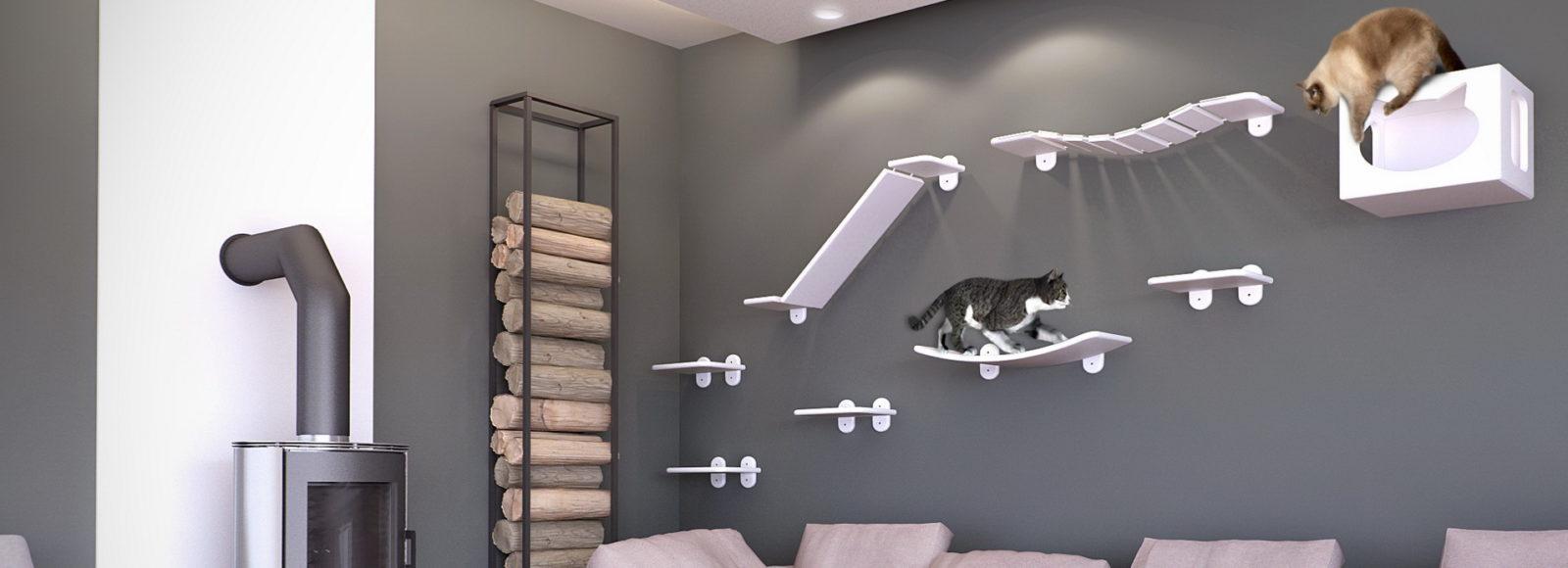 meble dla kotów producent